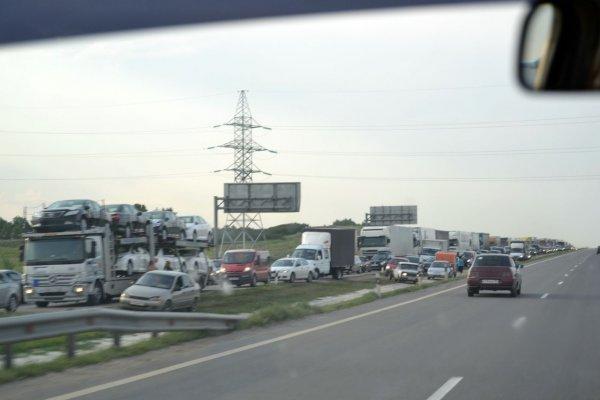 Какие улучшения ждут М4 «Дон»? Водителям обещают отсутствие пробок, новое освещение и скоростной интернет