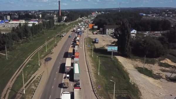 «Умный в гору не пойдёт»: Перспективы объездного участка М4 «Дон» вокруг Лосево обсудили в сети