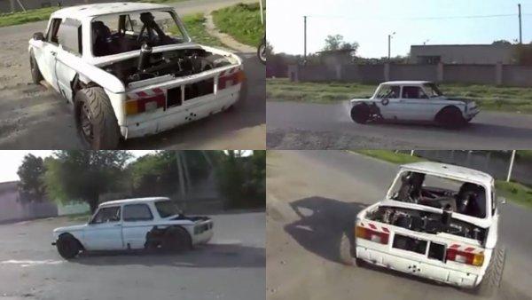«Мара Багдасарян бы оценила»: «Заряженный» 185-сильный ЗАЗ-968 для стритрейсеров «взорвал» сеть