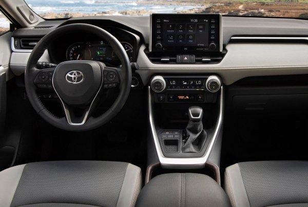 Лакомый кусок: Методы защиты нового Toyota RAV4 2019 от угона навал эксперт
