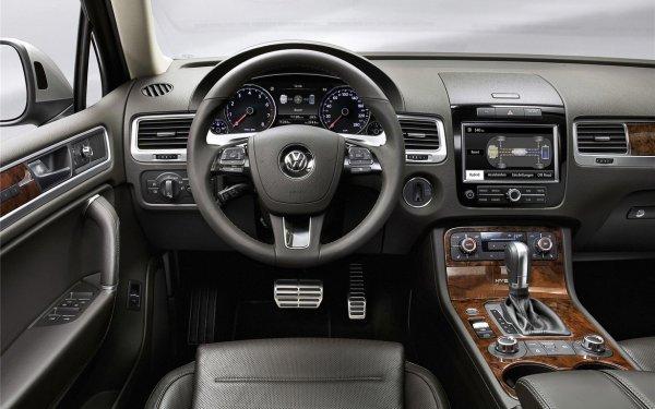 Не «Веста» и не «Хайлендер»: Почему VW Touareg NF стоит своих денег – пояснил блогер