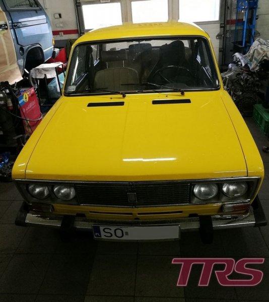 «Турбо-таз»: В Польше представлен мощный автомобиль на базе ВАЗ-2106