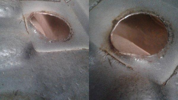 «Торжество инженерной мысли»: Отверстия непонятного предназначения в днище УАЗ «Патриот» показал владелец