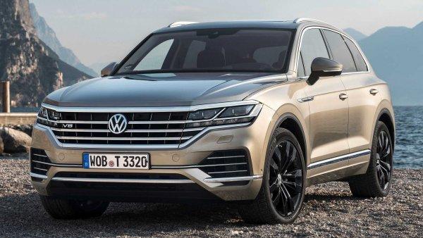 «VAG, задумайся»: О неприятных «сюрпризах» Volkswagen Touareg рассказал автовладелец