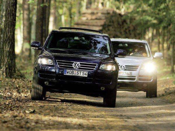 «Самый семейный автомобиль»: Впечатлениями от 204-сильного Volkswagen Touareg поделился блогер