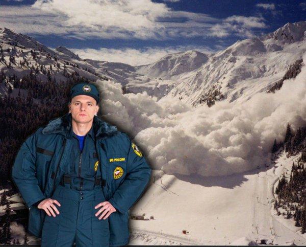 На девятерых туристов спустилась лавина на Алтае. Из-за бездействия МЧС погибло семеро