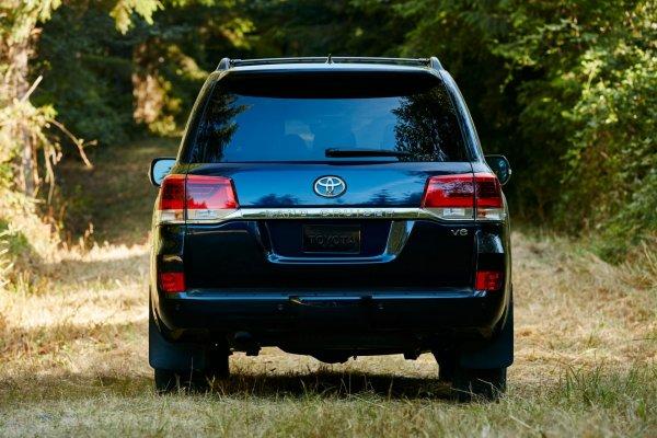 «Придётся глушить ЕГР»: Решением проблемы с «воющей» турбиной Toyota Land Cruiser 200 поделились в сети