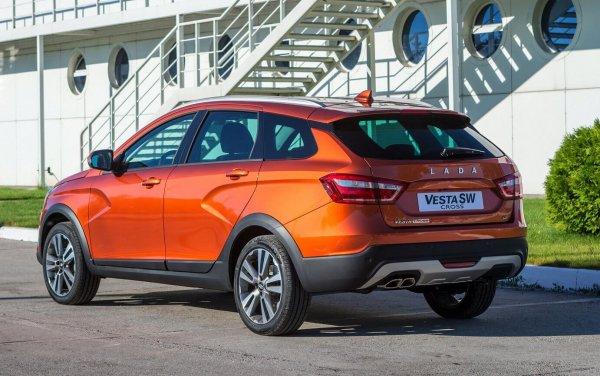 «Не ожидал такого от АвтоВАЗ»: Управляемость и комфорт LADA Vesta SW Cross приятно удивили владельца