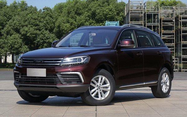 «Когда копия лучше оригинала»: Китайский «Volkswagen Touareg за миллион» в лице Zotye Coupa расхвалил эксперт