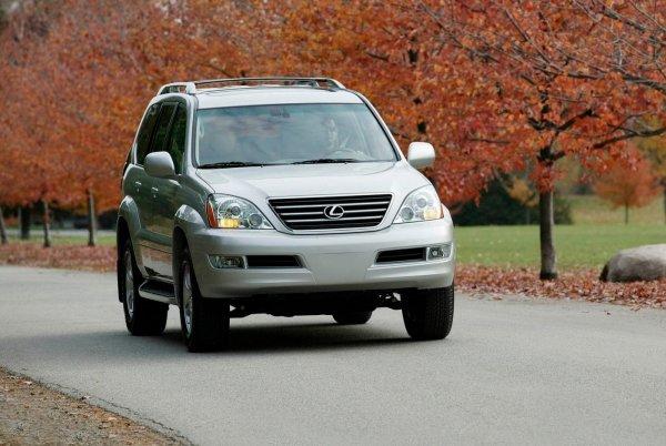 «Жрут, как не в себя»: Сравнение расхода топлива TLC Prado 120 и Lexus GX470 устроил эксперт