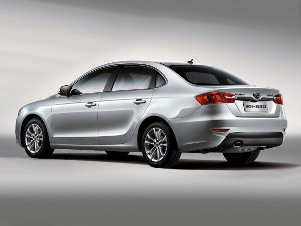 Китайский BMW: Седан Brilliance H530 приятно удивил блогера