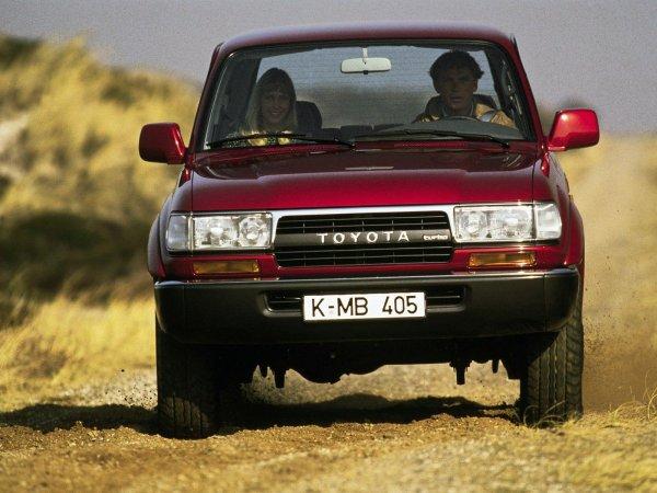 «Климат-контроль, который мы заслужили!»: Toyota Land Cruiser с необычным кондиционером «взорвал» сеть