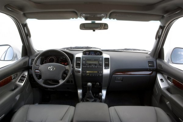 «Жрёт, как сумасшедший»: «Аппетиты» Toyota Land Cruiser Prado 120 обсудили в сети