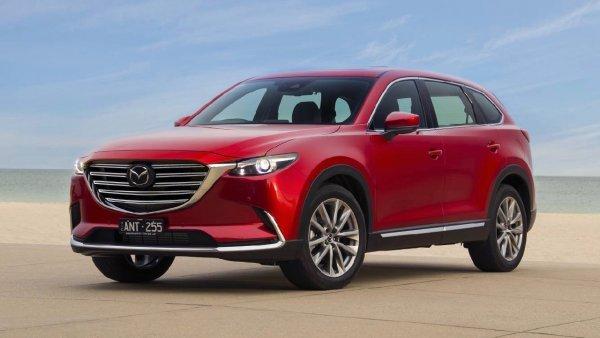 Из «шлакотряски» в нормальную машину: Главные улучшения новой Mazda CX-9 выделила эксперт