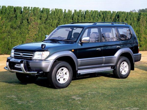 «Без колхоза не обойтись»: Как «впихнуть» ГБО в Toyota Land Cruiser Prado рассказали бывалые