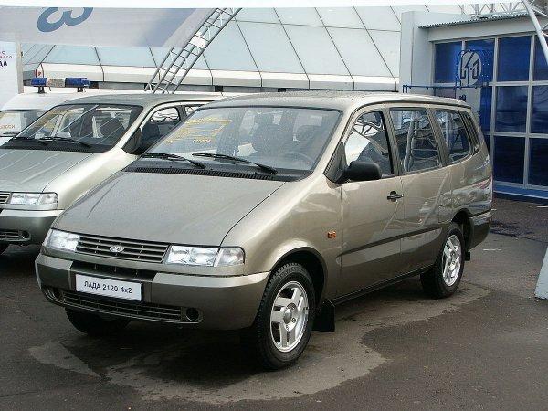 «Последняя надежда АвтоВАЗ»: О редком минивэне ВАЗ-2120 вспомнили эксперты