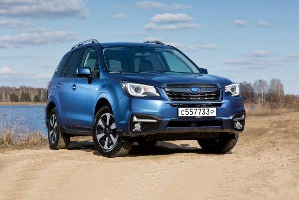«Монстр для бездорожья»: Что нужно знать о подержанном Subaru Forester третьего поколения рассказал эксперт