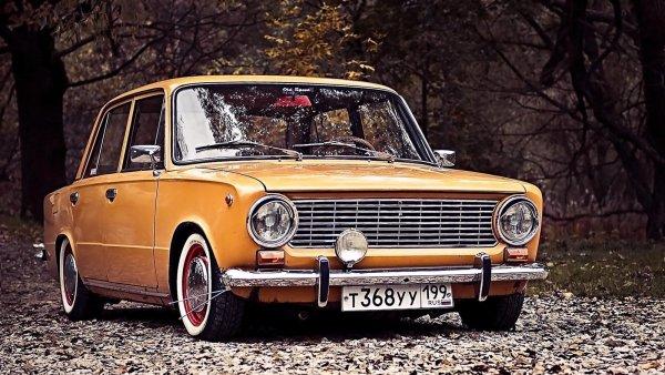«Вечная Копейка»: Восторгами от 50-летнего ВАЗ-2101 поделились блогеры