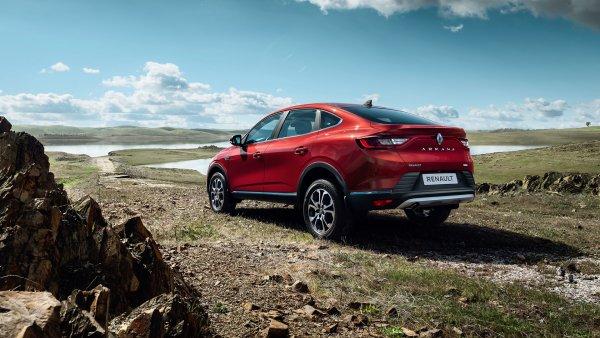 «Один огромный минус – вариатор»: Почему Renault Arkana не станет популярнее Hyundai Creta –  сеть