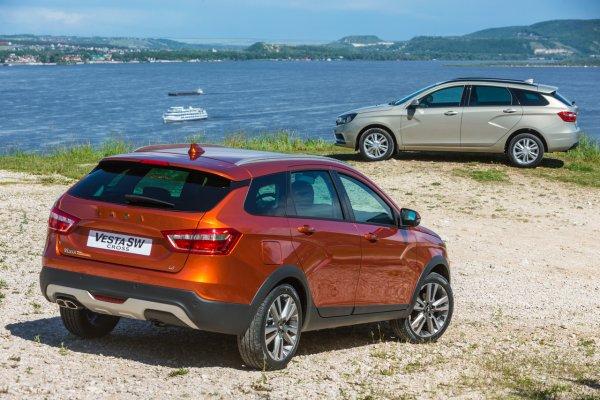 «Подарок от Renault»: Владелец LADA Vesta SW Cross рассказал о малоизвестной функции