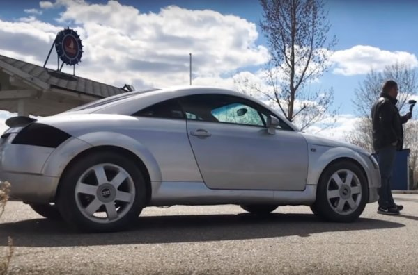 Audi TT по «низу» рынка: О «залете» на 225 тысяч рублей рассказал автоэксперт