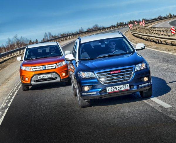 «Дядюшка китаец для вас старался!»: Почему Haval H2 гораздо круче, чем Hyundai Creta – эксперт