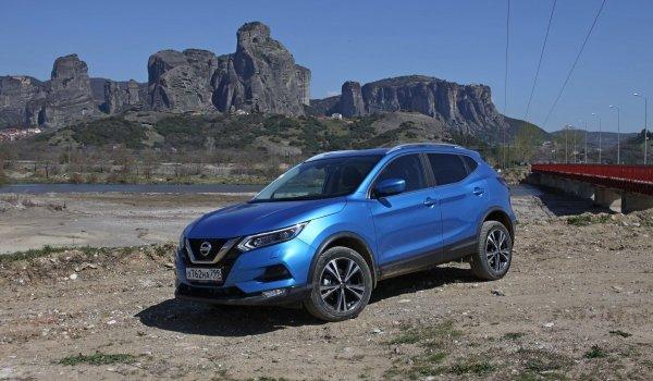 «Молодежный, современный и технологичный»: Чем привлекает новый Nissan Qashqai рассказал блогер