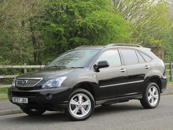 Что купить за 600 тысяч: Подержанные Lexus RX и Nissan X-Trail сравнил блогер
