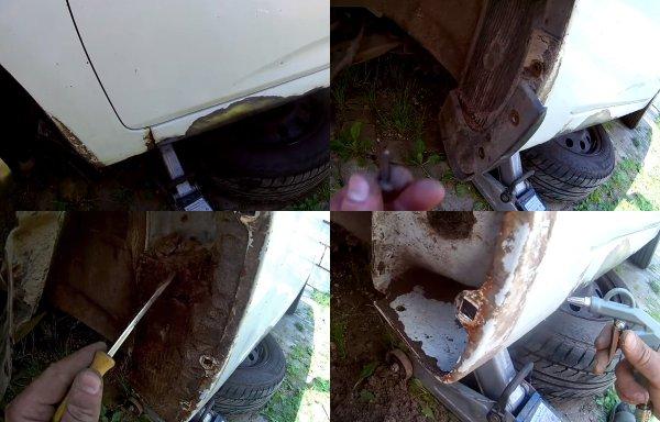 Как обойтись без «залежей грязи»: Владелец Hyundai Solaris показал самую засоряющуюся часть машины