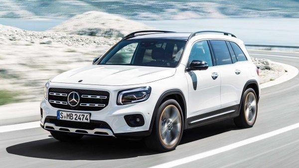 «Skoda Kodiaq на максималках»: О перспективах нового Mercedes-Benz GLB рассказал блогер