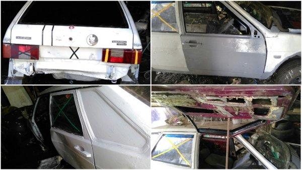 «Делореан для нищих»: ВАЗ-2109 из «Назад в металл» засмеяли пользователи сети