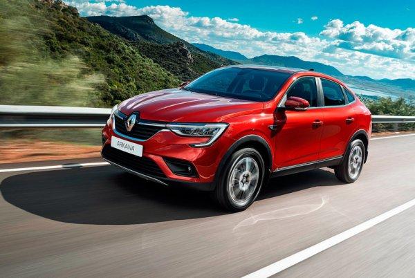 5 причин купить Renault Arkana: О преимуществах «француза» перед Hyundai Tucson рассказал блогер