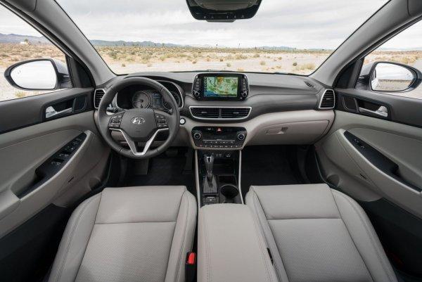 «Овощной» двигатель? Владелец Hyundai Tucson высказался о машине через месяц эксплуатации
