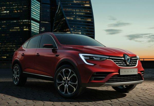 Кто из новичков лучше? Renault Arkana сравнили с «китайцем» Haval F7