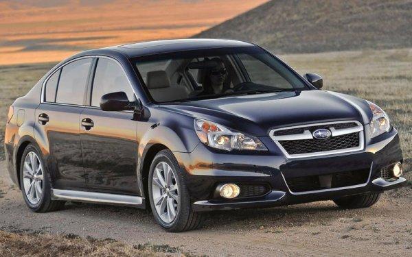 Чего ждать от «Сударыни Люськи»: Плюсы и минусы Subaru Legacy с пробегом назвал блогер