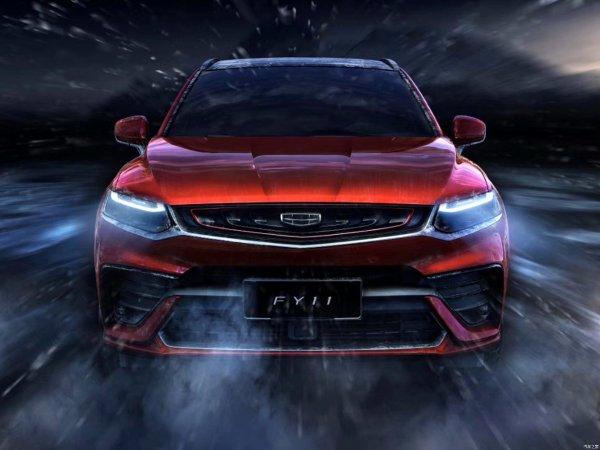 «Когда Китай круче Renault Arkana»: Впечатления от Geely FY11 записал блогер
