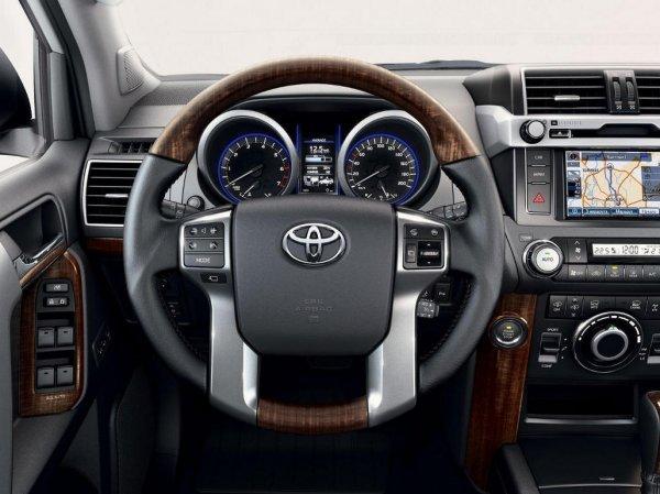 «Круз-карапуз»: Трехдверный Toyota Land Cruiser показали в сети