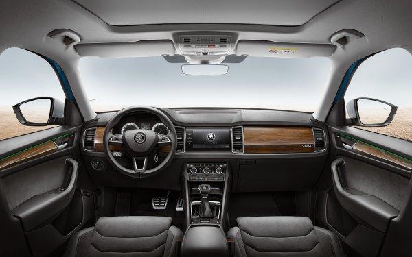 C Toyota на VAG: В сети рассказали, разочарует ли базовый Skoda Kodiaq после езды на Corolla