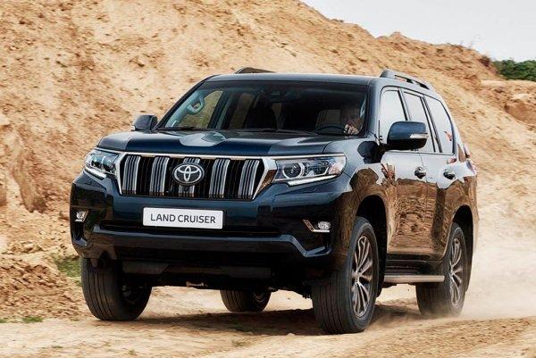Toyota «кинула» россиян? Почему Land Cruiser Prado 150 «уже нетот» рассказал блогер