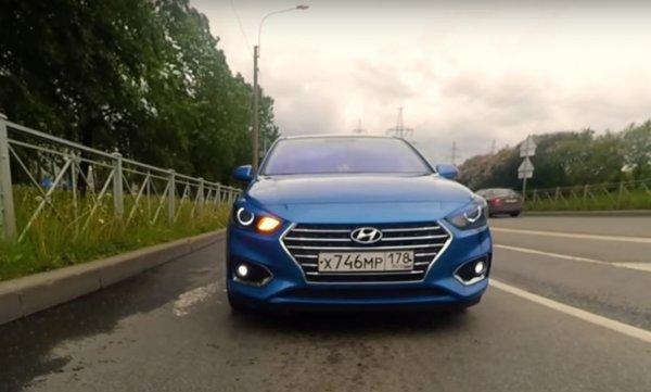 «Лучше купи дороже, а не вкладывайся в колхозинг»: Сомнительную «прокачку» Hyundai Solaris освистали в сети