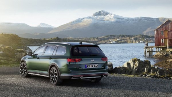 Что может «немец»? Обзор на новый Volkswagen Passat 2020 появился в сети