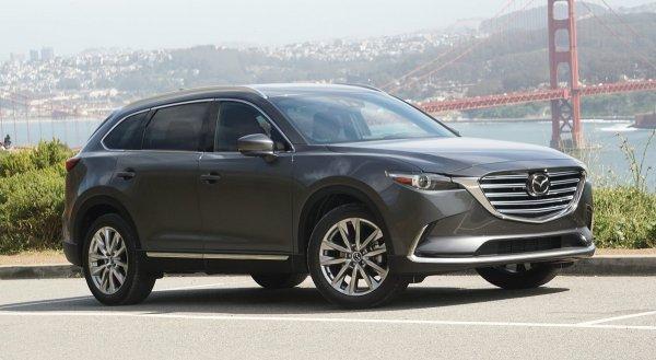 Удлиненный спортивный универсал или кроссовер? Что из себя представляет Mazda CX-9 за 3 млн – эксперт