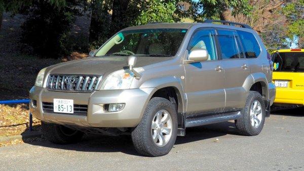 «Никуда неедет, ножрёт как невсебя»: Омалоизвестном Toyota Land Cruiser Prado 121 рассказал блогер