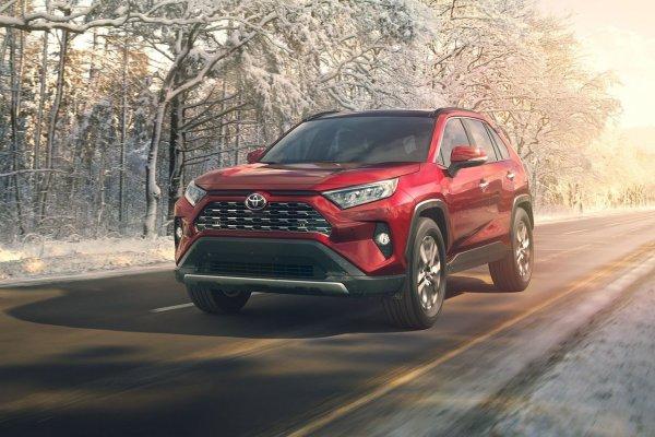 «Хлам или топ?»: Чем новый Toyota RAV4 2019 может разочаровать россиян – блогер