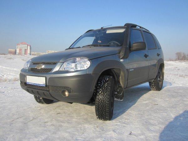 На СТО разводят руками: «Радости» покупки Chevrolet Niva озвучил владелец