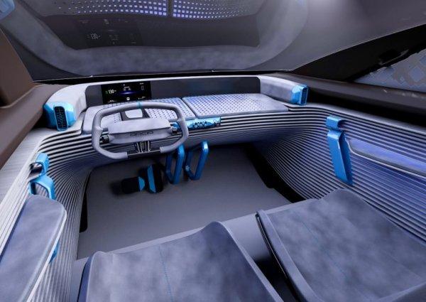 Новый футуристичный концепт Renault Duster 2020