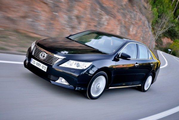 «Камрюша» б/у либо новая «Веста»? Блогер провел сравнение Toyota Camry и LADA Vesta SW Cross
