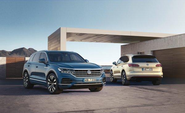 «Тот самый момент, когда Туарег – ведро»: Основные проблемы Volkswagen Touareg назвал эксперт