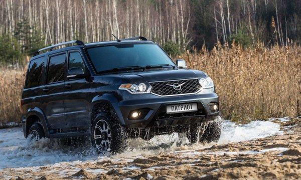 «Машина более, чем хорошая для своей цены»: УАЗ «Патриот» 2018 покорил владельца уже за 3 месяца эксплуатации