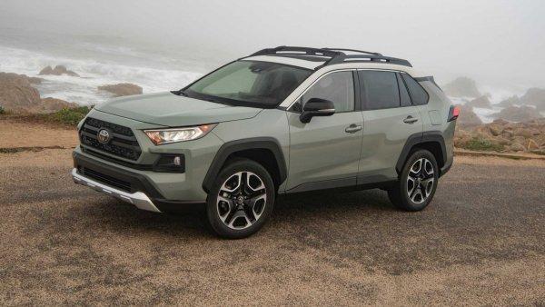 Названы основные достоинства Toyota RAV4 2019 – О старом «Равчике» можно забыть
